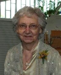 Frances Martha Strymecki Schmalzbauer  1931  2021 (age 89) avis de deces  NecroCanada