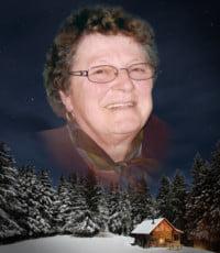 Jeanne Miousse  25 mai 1938 – 27 juillet 2021