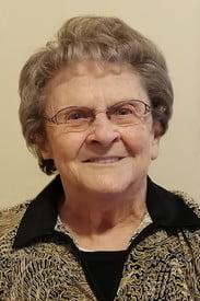 Lina Cloutier  (1928  2021) avis de deces  NecroCanada