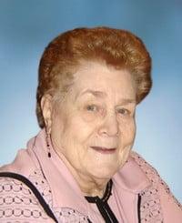 Lucille Langelier Lemay  1922  2021 avis de deces  NecroCanada