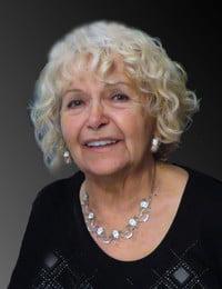 Mme Simone Gosselin OUELLET  Décédée le 29 juillet 2021
