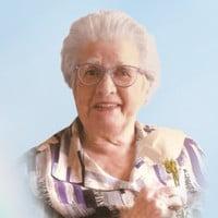 Mrs Eva Mary Jane Theresa Keeble  2021 avis de deces  NecroCanada