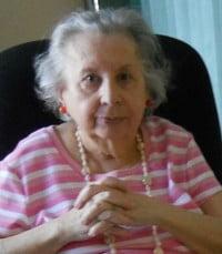 Olga Mary Golian Bedek  Thursday July 29th 2021 avis de deces  NecroCanada