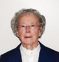 Regina Hache  (1923  2021) avis de deces  NecroCanada