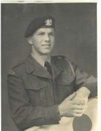 Roy Oliver Robertson  June 7 1932