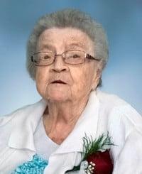 Jeannette Maille Filion  1920  2021 avis de deces  NecroCanada