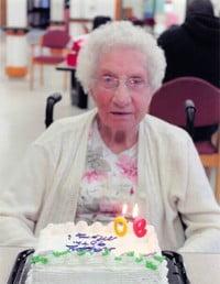 Ena Eileen Barker Myers  December 3 1928  July 30 2021 (age 92) avis de deces  NecroCanada