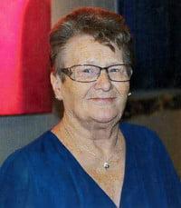 Linda Roberta Slack Bird  Monday August 2nd 2021 avis de deces  NecroCanada