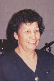 Gladys Sarah Stonechild  February 20 1933  August 1 2021 (age 88) avis de deces  NecroCanada