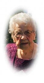 Jennie Elizabeth Beth Campbell  19252021 avis de deces  NecroCanada