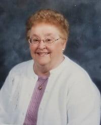 Ruth Janetta Girard  July 25th 2021 avis de deces  NecroCanada
