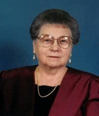Eugenie Petrich  October 10 1922  July 30 2021 (age 98) avis de deces  NecroCanada