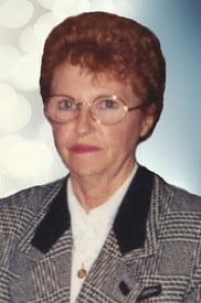 Therese Gagnon  (1932  2021) avis de deces  NecroCanada