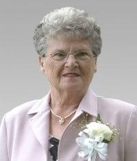 Edith Ricard  2021 avis de deces  NecroCanada