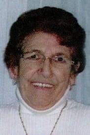 Georgette Grondin nee Beauregard  26 juillet 2021 avis de deces  NecroCanada