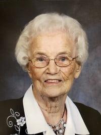 Norma Blanche Bouteiller  August 3rd 2021 avis de deces  NecroCanada