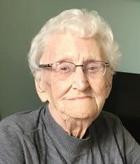 Grace Bennett  October 22 1927  August 6 2021 (age 93) avis de deces  NecroCanada
