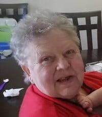 Gloria Maralene Kukula Nelson  Monday August 9th 2021 avis de deces  NecroCanada