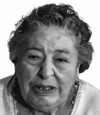 Maria Franzese  Sunday August 8th 2021 avis de deces  NecroCanada