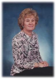 Mary Charlotte Campbell  19322021 avis de deces  NecroCanada