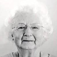 Nora Jean Esme KEDDY Nicol  May 30 1925  August 08 2021 avis de deces  NecroCanada