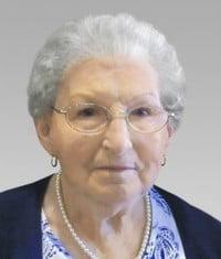 Irene Beaupre Dion  2021 avis de deces  NecroCanada