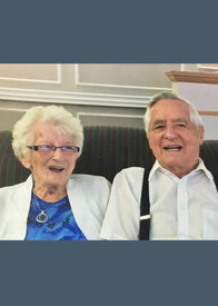 Ted and Lillian Ritchie  2021 avis de deces  NecroCanada