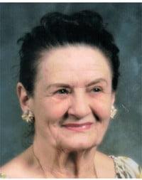 Patricia Ann Collyer nee Hermanson  September 28 1926  June 9 2021 avis de deces  NecroCanada