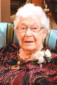 Reta Buker  September 16 1919  August 12 2021 (age 101) avis de deces  NecroCanada