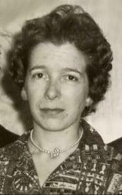 Claire St-Andre 1924- avis de deces  NecroCanada