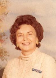Marietta Wojatsek  November 22 1923  August 12 2021 avis de deces  NecroCanada