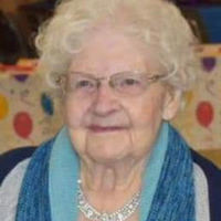 Eileen Mitchell  April 9 1920  March 5 2020 avis de deces  NecroCanada