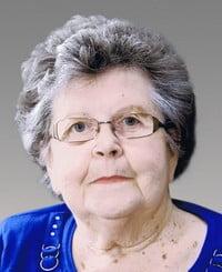 Jeannine Parent Huot  2021 avis de deces  NecroCanada