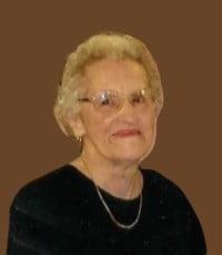 Anita Roberta Kutschke Brose  August 16 2021 avis de deces  NecroCanada
