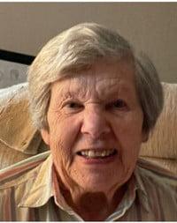 Anne Pattullo Ford nee Collison  May 18 1927  August 10 2021 avis de deces  NecroCanada
