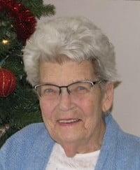 Gwendolyn Jean Orr  December 23 1929  August 16 2021 (age 91) avis de deces  NecroCanada