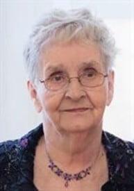 Joan Pallen  2021 avis de deces  NecroCanada