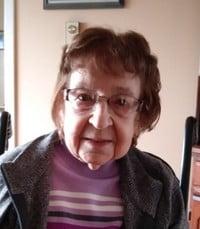 Olive Kathleen Moulton Tilley  Wednesday August 18th 2021 avis de deces  NecroCanada