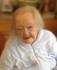 Alma Smith  May 10 1919  August 16 2021 (age 102) avis de deces  NecroCanada