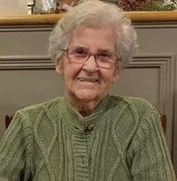 Doris June Steacy  2021 avis de deces  NecroCanada