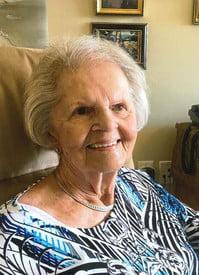 Marguerite LeBlanc 1923-2021 avis de deces  NecroCanada