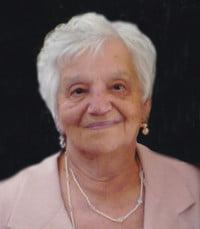 Pauline Dorosh Rodych  Tuesday August 17th 2021 avis de deces  NecroCanada