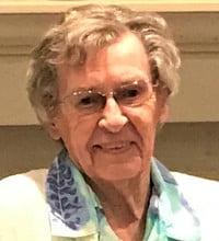 Ruth Winnifred Creamer  August 19 2021 avis de deces  NecroCanada