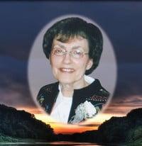 Betty Ann Lausier  2021 avis de deces  NecroCanada