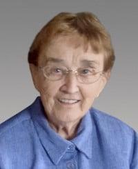 Jeannette Cauchon  2021 avis de deces  NecroCanada