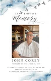John David Corey  19562021 avis de deces  NecroCanada