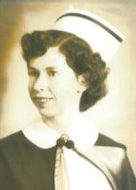 Rosemary Gertrude Sissy Holohan RN  2021 avis de deces  NecroCanada
