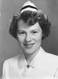 Kathleen Harriet Coleman  November 21 1927  August 22 2021 avis de deces  NecroCanada