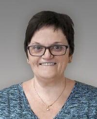 Martine Leboeuf  2021 avis de deces  NecroCanada