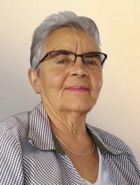 Mme Françoise Juneau Boulianne  Décédée le 25 août 2021